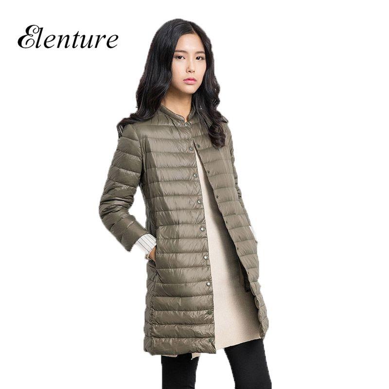 Fashion Winter Coat For Women Stand Collar Womens Coat Casual Ladies Parkas Female Outwear Manteau Femme