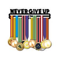 DDJOPH медаль держатель Вешалка для спортивных медалей вдохновляющая медаль держатель для 28 + медалей