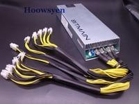 Mining Case Bitcoin Miner BTC Litecoin Miner Power Antminer S9 APW3 12 1600 A3 1600W S7