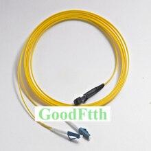 Fiber Patch Cord Jumper Cable MTRJ-LC MT-RJ LC LC-MTRJ SM GoodFtth 20-100m