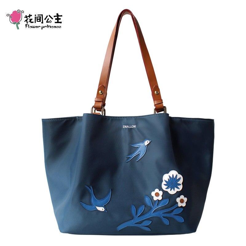 Flower Princess High Quality Women Handbags Tote Bags for Women Shoulder Bags Luxury Handbags Ladies Hand