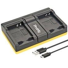 Probty EN EL23 EN EL23 USB Dual Charger For Nikon Coolpix P600 PM159 P610S S810c P900S S810 P900