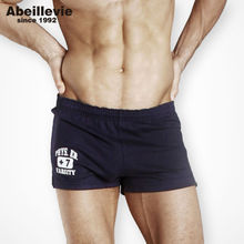 Classic Cotton Men s Shorts Fashion Comfort Soft Homewear for Men Sexy Men s Trunks Fitness