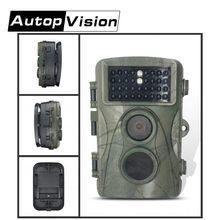 H3 Jagd Kamera 12MP 720 P Digitale Scouting Wildlife Trail und Spiel Kamera Überwachungskamera Nachtsicht 0,6 s Trigger zeit