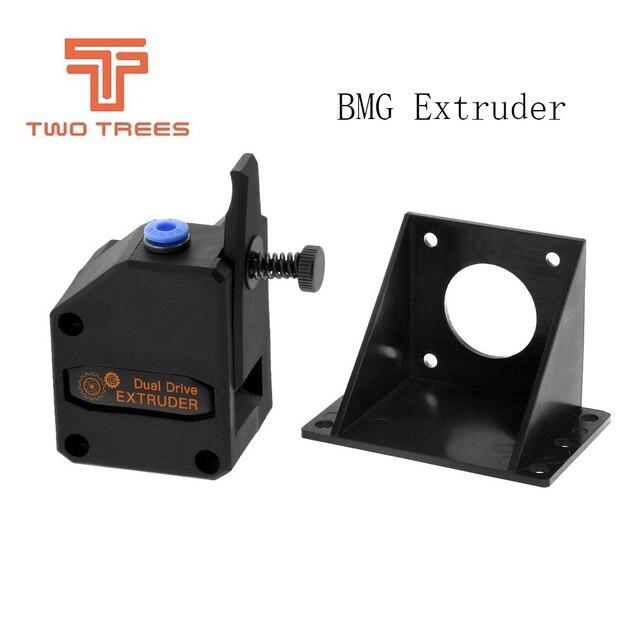 3D Printer Bowden Extruder Bmg Extruder Kloning Btech Drive Ganda Extruder untuk 3d Printer Wanhao D9 Creality CR10 Ender 3 anet E10
