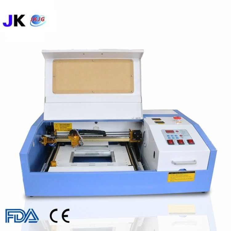 4040 laser engraving and cutting machine with 50w CO2 laser