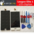 LEAGOO Elite 1 Display LCD + Touch Screen + Ferramentas FHD 100% Novo de Substituição do Conjunto Digitador Para LEAGOO Elite 1 Do Telefone Móvel