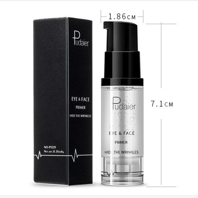 Pudaier Natural Primer Makeup Transparent Gel Face Eye Primer Smoothing Matte Corrector Waterproof Make Up Cosmetic Base 5