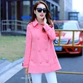 Autumn Spring Maternity Coat Maternity Clothing jacket trench Women Maternity outerwear maternity clothes Pregnant coat XL-5XXL