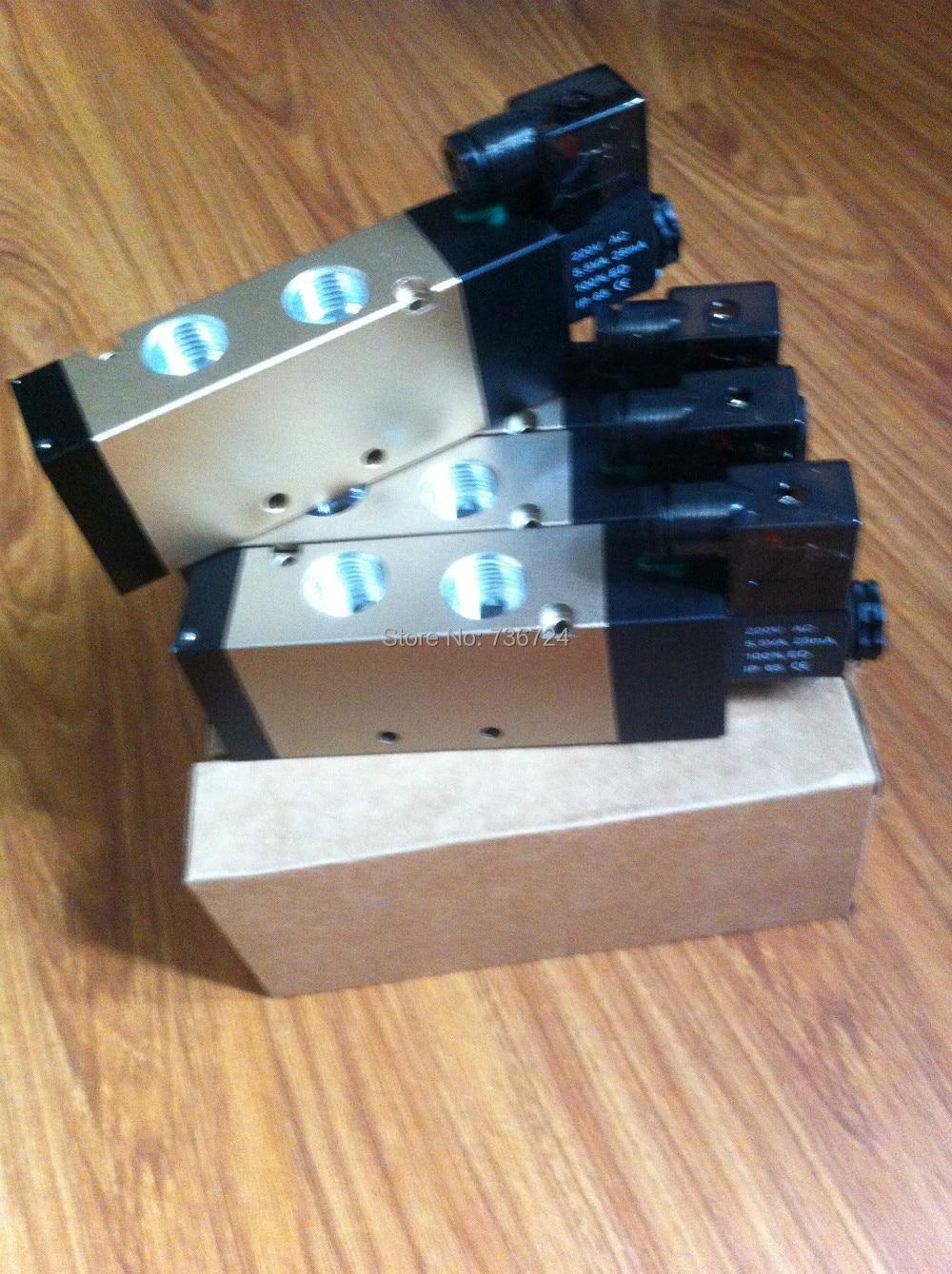 festo  4V410-15  solenoid valve   12V DC , 24V DC,110 AC.220V AC original festo solenoid valve vmpa1 m1h ks pi