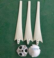 Blades for horizontal wind turbine, 100w 200w 300w 400w 500w 600w wind generator accessories DIY blades
