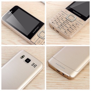 "Image 5 - MAFAM สี่ Quad SIM 4 สแตนด์บาย Slim อาวุโสโทรศัพท์มือถือ 2.8 ""HD หน้าจอบลูทูธไฟฉาย Magic Voice GPRS SOS V9500"
