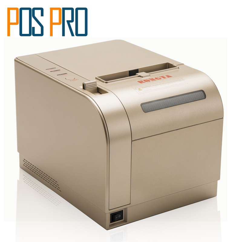 ITPP058 High Quality thermal printer 80mm,barcode printer,automatic cutter,USB+Serial+Ethernet Port,ESC/POS