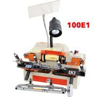 Key Cutting Machine with Double Fixture Key Copy Machine Multi fuctional Key Duplicating Machine 100E1
