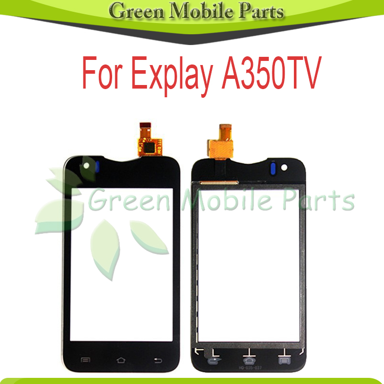 Touch Panel For Explay A350TV Digitizer Screen Front Glass Free Shipping With Tracking explay для смартфона explay craft