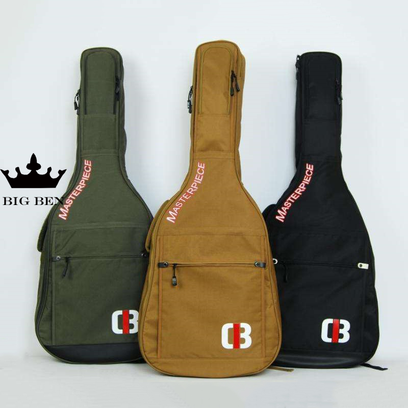 freight free 40inch non-slip plastic mat acoustic guitar package quality sponge 41inch wood guitar case bags for traveling play portable double shoulders 40inch 41inch wood guitar case 41inch 42inch ballad guitar cover plus 42inch acoustic guitar bag parts