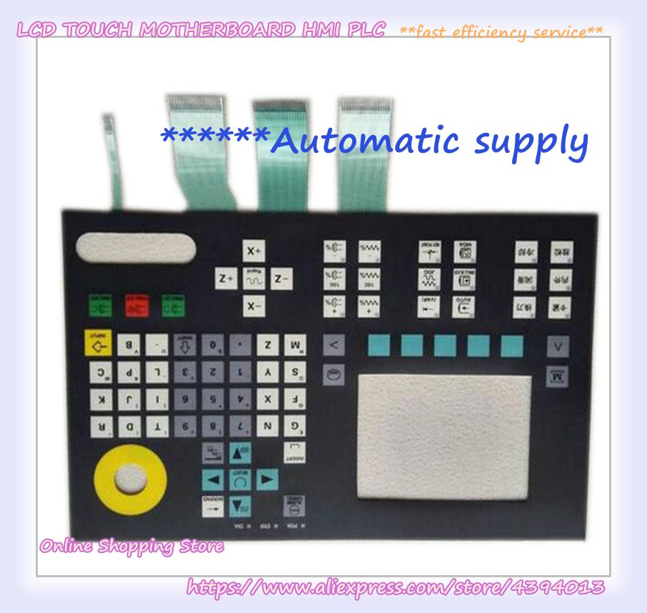 New original Membrane Keypad 6FC5500-0BA00-0AB0 brand new 6es7971 0ba00 with free dhl