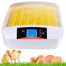 Homdox intelligentne automaatne kana pardi munajuhi digitaalne koorumine 56 munad inkubaator EU pistik