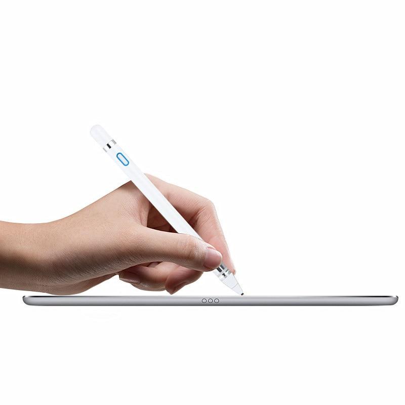 High Precision Pen Active Stylus Capacitive Touch Screen For Apple IPad Mini 4 3 2 Ipad Mini4 Mini3 Mini2 5 Tablets Case Pencil