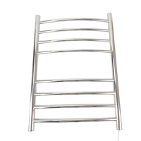 1pc Heated Towel Rail Holder Bathroom AccessoriesTowel Rack Stainless Steel ElectricTowel Warmer Towel Dryer 70w High