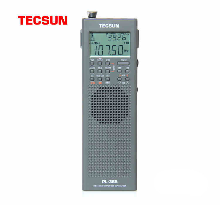 Tecsun PL 365 full band digital demodulation DSP SSB SSB receiving radio