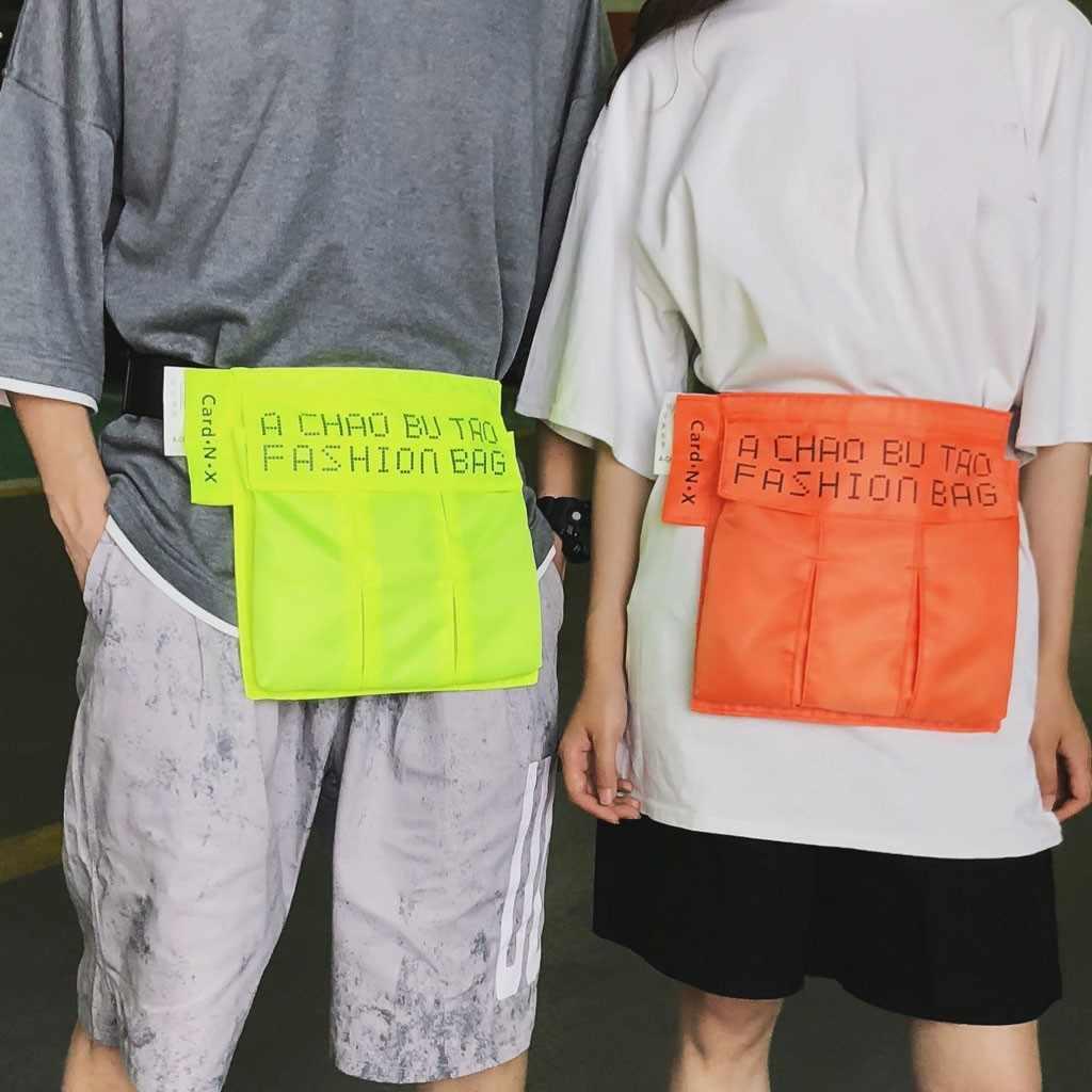 Unissex lazer compras bolsa de ombro esporte hip hop bolsa de ombro inclinado sacos para mulher 2019 bolsa feminina #30