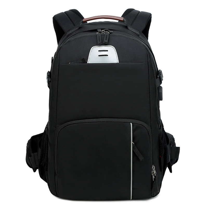 CAREELL  C3058 DSLR Camera Bag Backpack Universal Large Capacity Travel Camera Backpack For Canon/Nikon Camera 15.6 inch laptop-in Camera/Video Bags from Consumer Electronics