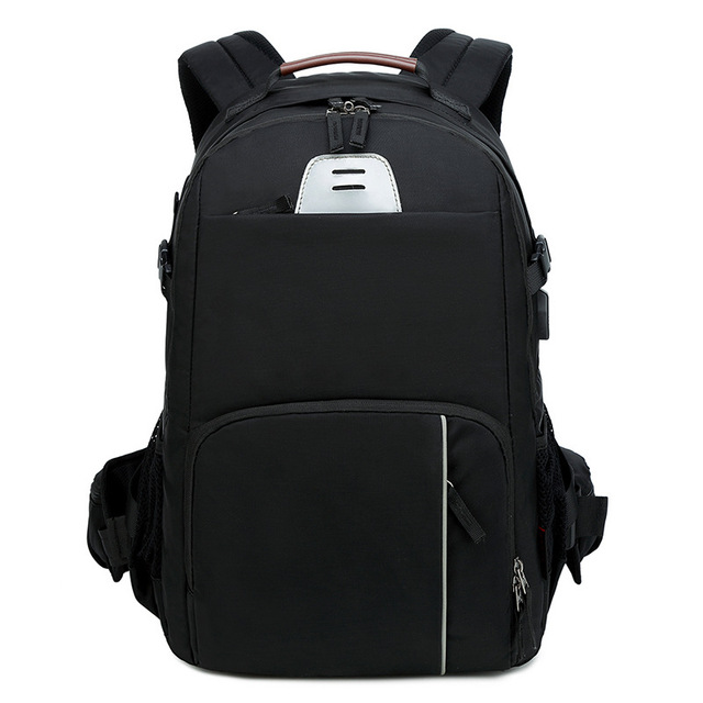 CAREELL  C3058 DSLR Camera Bag Backpack Universal Large Capacity Travel Camera Backpack For Canon/Nikon Camera 15.6 inch laptop