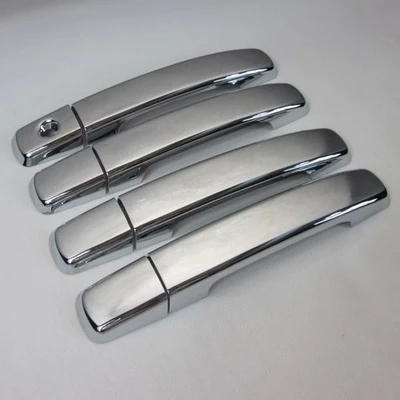 New ABS Chrome Door Handle Covers trim For Nissan Sentra 4 Door 2007 ...