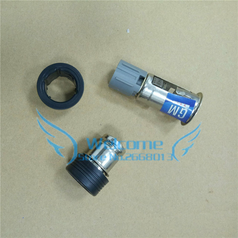 3pcs/set OEM Cigarette Lighter Assembly For Buick New Regal And Lacrosse/Chevrolet Cruze And Malibu. The Number Is 13502522/13