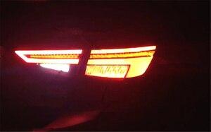 Image 4 - カー点滅2個Mazda3アクセラ2014 2015 2016 2017テールライトマツダ3 M3 ledテールライトledリアランプcertaテールライトランプ
