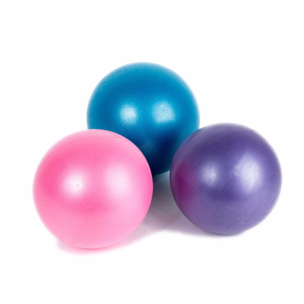 ForceFree+ 25cm Yoga Ball Fitness Balls For Pilates Art Gymnastics Balance Exercise