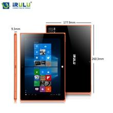 """Walknbook iRULU Tablet/Ordenador Portátil 2-en-1 Hybrid Windows 10 10.1 """"Cuaderno y Ordenador Intel de Cuatro Núcleos 32G 6000 mAh + Teclado Desmontable"""