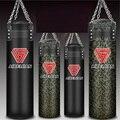 70 см/100 см мешок для кикбоксинга для взрослых MMA Muay Thai Taekwondo Sport Fitness тренировочное оборудование бокса