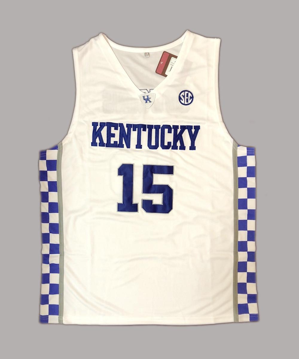 buy online aef16 ef0c7 discount demarcus cousins kentucky jersey da093 f5f5f