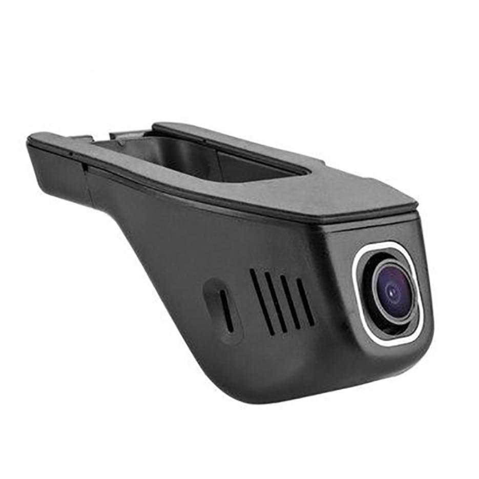For Audi A3 2010 2013 A1 2014 A4L / Car Driving Video Recorder DVR Mini Control APP Wifi Camera Black Box / Registrator Dash Cam