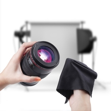 10PCS Lens Clothes Glasses Cleaning Fiber Cloth Microfiber Phone Screen Cleaner Sunglasses Camera Du