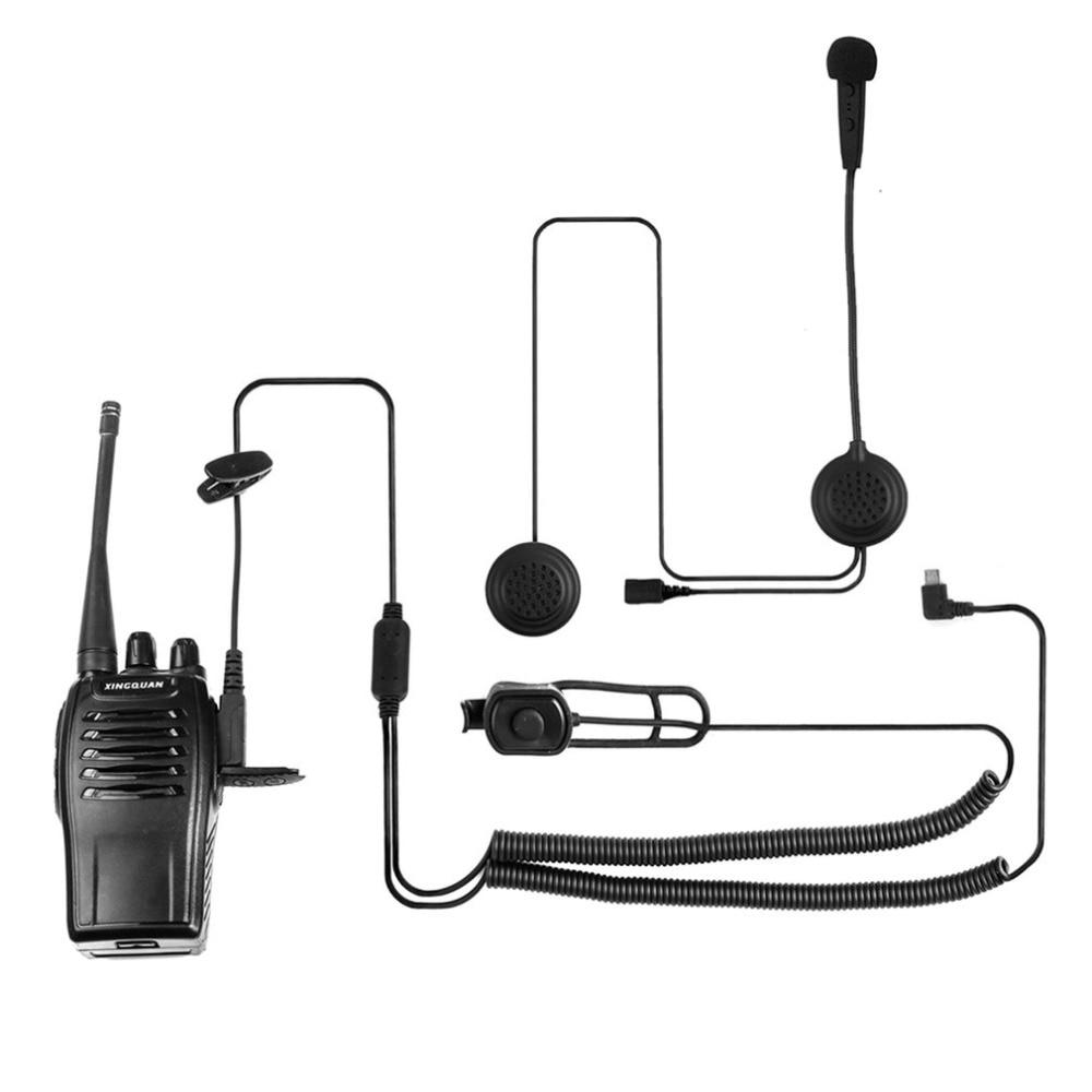 E200 HD Speaker Stereo Bluetooth Headset Wireless Bluetooth Intercommunicator BT Interphone Motorcycle Helmet Intercom
