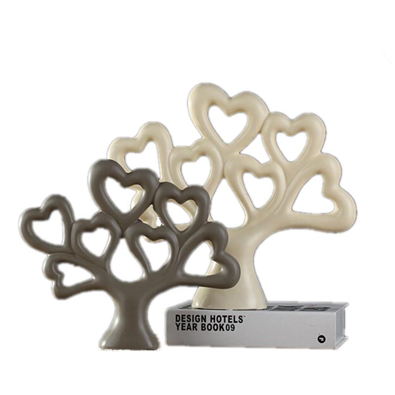 Home Decor Ceramic Love Tree Figurines Ornaments Miniature Handmade Ceramic Love Tree Craft Home Decor Accessories Wedding GiftsHome Decor Ceramic Love Tree Figurines Ornaments Miniature Handmade Ceramic Love Tree Craft Home Decor Accessories Wedding Gifts
