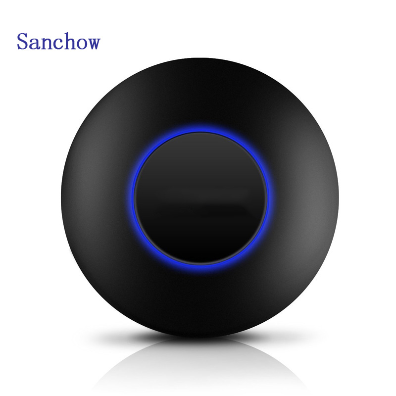 Sanchow HDMI + AV WIFI Wireless Display Mirroring DONGLE With DLNA Miracast Airplay HDMI WI-FI HD 1080P Adapter Car WIFI Display