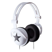 2016 Best Gift Cartoon High Quality Big Star Stereo Headset Earphones And Headphones For iPhone Samsung HTC MP4 MP3 Phone Laptop