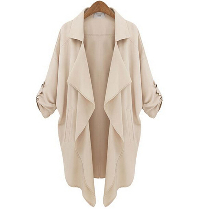Popular Long Spring Coats-Buy Cheap Long Spring Coats lots from