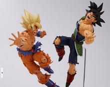 Dragon Ball Z Action Figures Goku Burdock Anime Dragonball Figure Set PVC 210MM Esferas Del Dragon Collectible Model Toys