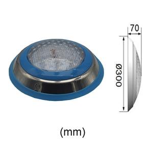 Image 4 - Led lampen Pool IP68 Wasserdichte Unterwasser Lichter 12V AC/DC Brunnen Beleuchtung RGB mit Fernbedienung 18W 36W 45W 54W