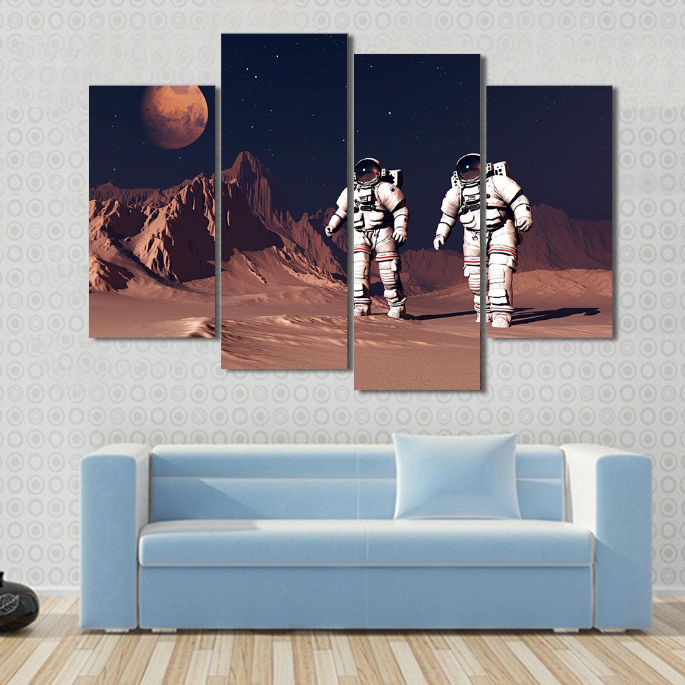 Astronaut Wall Art PromotionShop For Promotional Astronaut Wall - Astronaut decorations