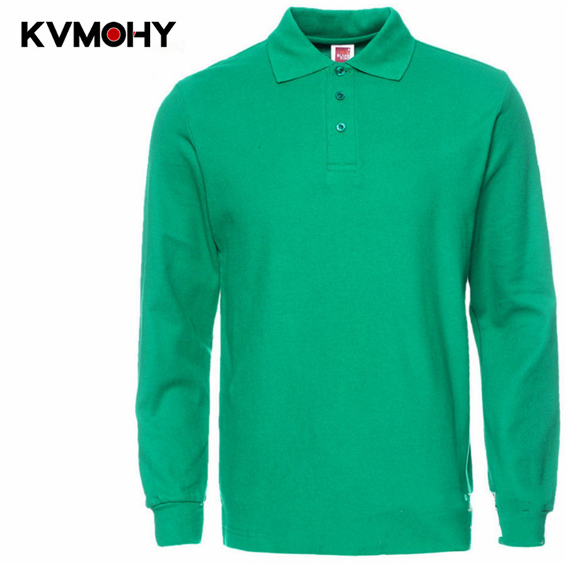 Polo Men Brand Polo Shirt Man/Women Cotton Fashion Classic Fit Camisa Polos Autumn Long-sleeve Casual Polos Homme Shirts