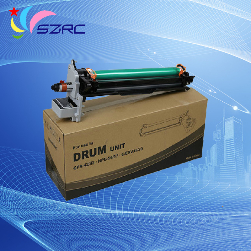 High quality GPR-42 C-EXV38 copier drum unit compatible for canon 4025 4035 4045 4051 4225 4235 4245 4251High quality GPR-42 C-EXV38 copier drum unit compatible for canon 4025 4035 4045 4051 4225 4235 4245 4251