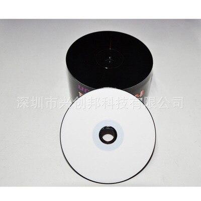 Wholesale 5 Discs Bananas Blank Black and White Printable 700 MB CD-R Discs