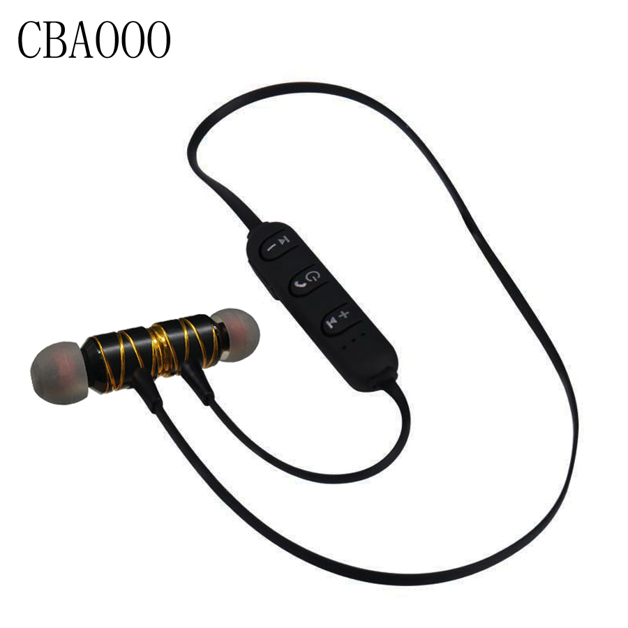C20 Wireless Bluetooth Earphone Sports Earbuds Stereo Magnetic Bluetooth Headset for all Phone Xiaomi Android IOS