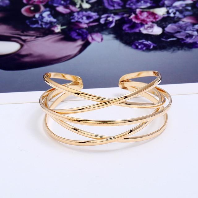 Женский браслет на запястье lzhlq большие богемные браслеты